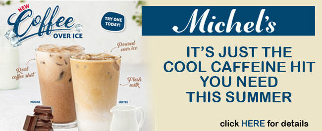 Michels Iced Coffee